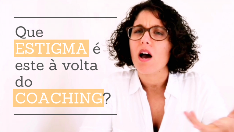 Coach Maria João Tarouca | Que estigma é este à volta do coaching?